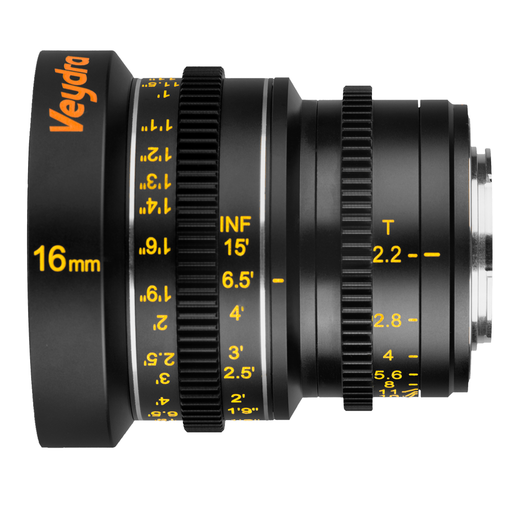 Veydra Mini 16mm Prime Lens