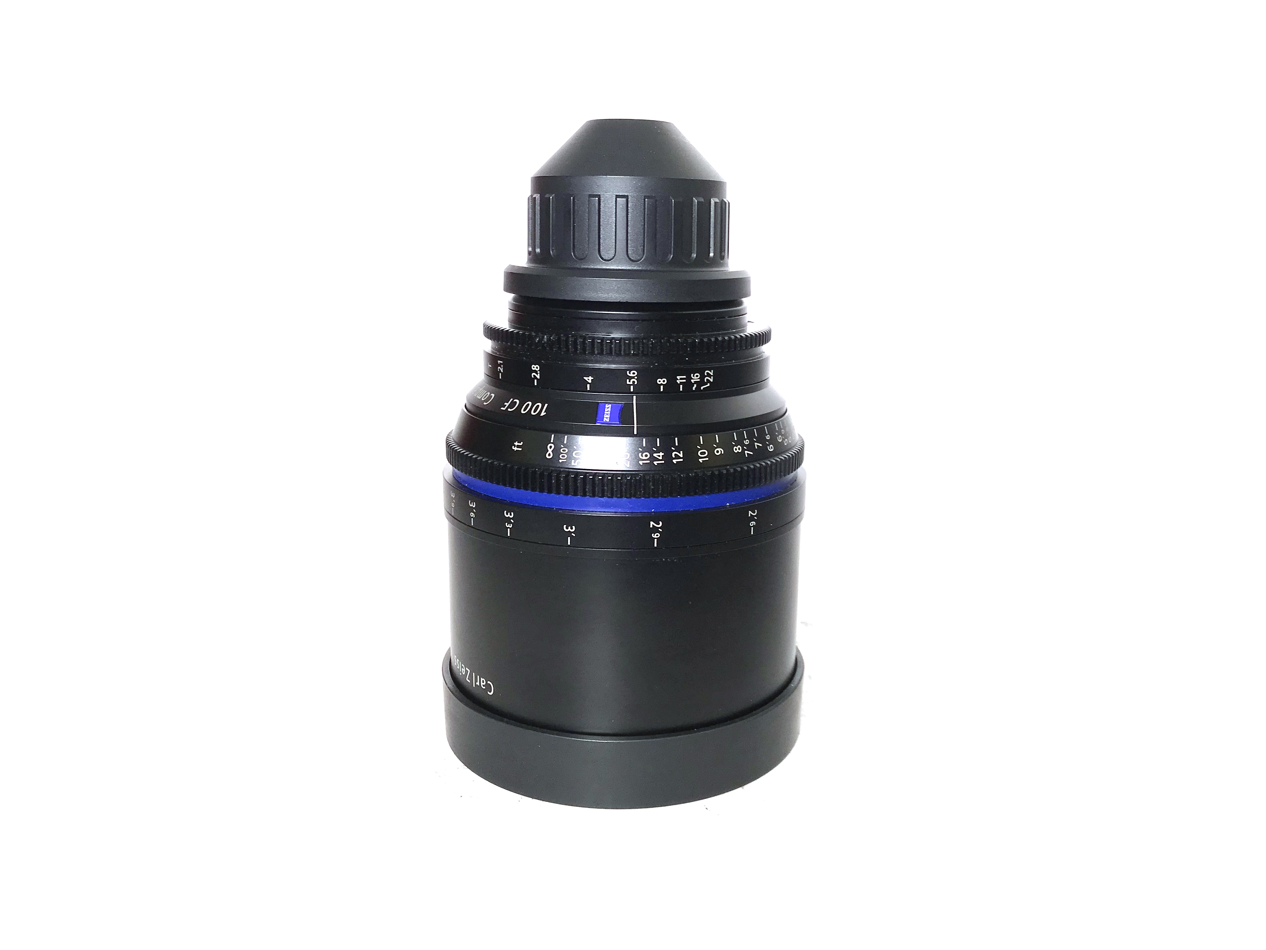 Carl Zeiss Compact Prime CP.2 100mm/T2.1