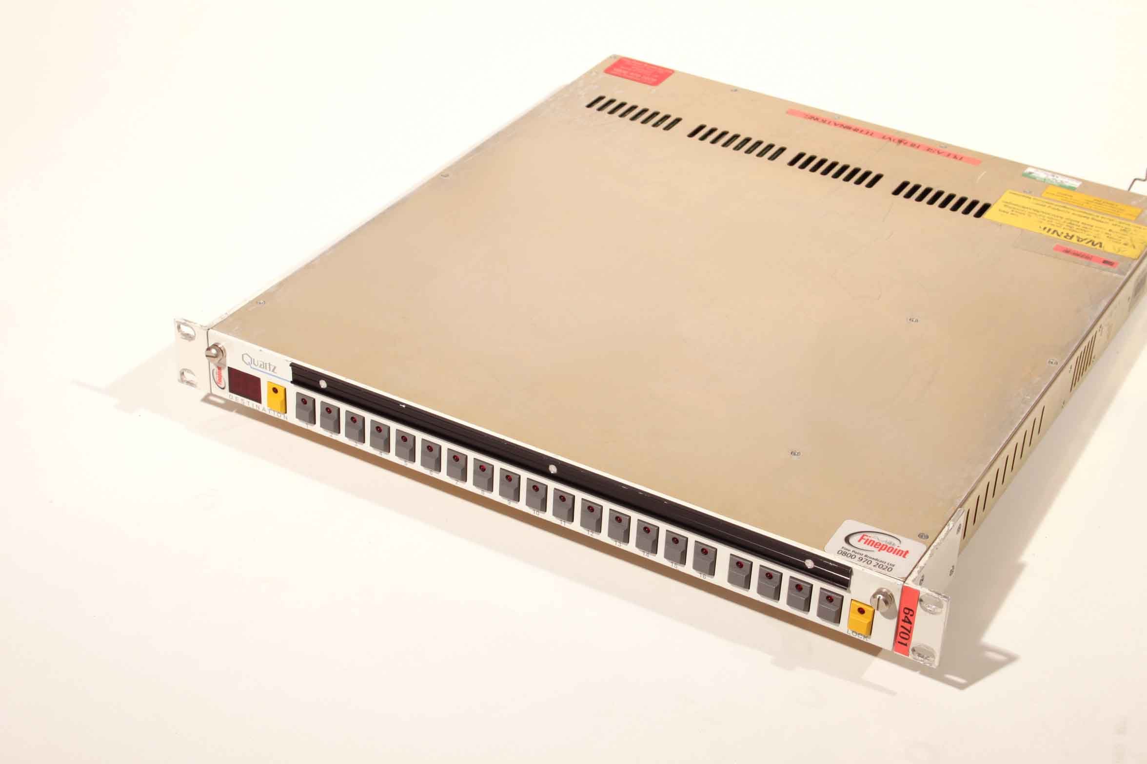 Quartz SDI Router