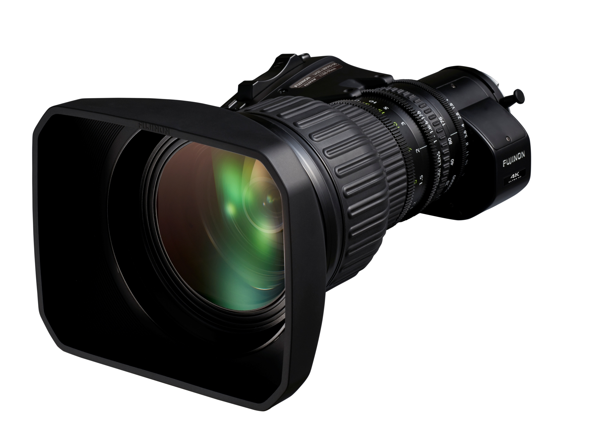 Fujinon 4K lenses available to hire from Finepoint