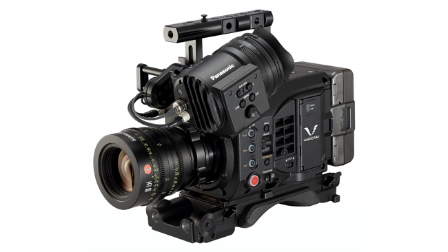 Firmware upgrades for Panasonics VariCam