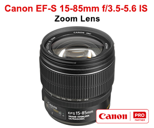 Canon EF-S 15-85mm f3.5-5.6 IS