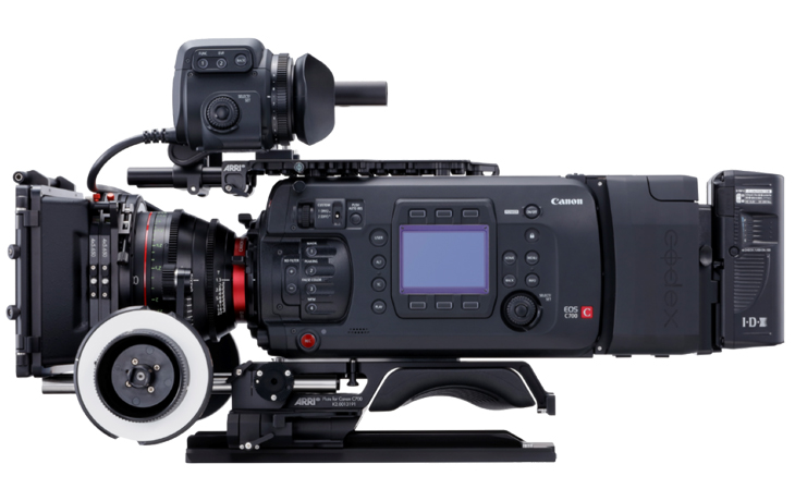 Canon goes Full Frame with the new C700 FF