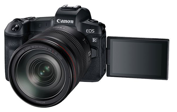 Introducing the Canon EOS R mirrorless camera