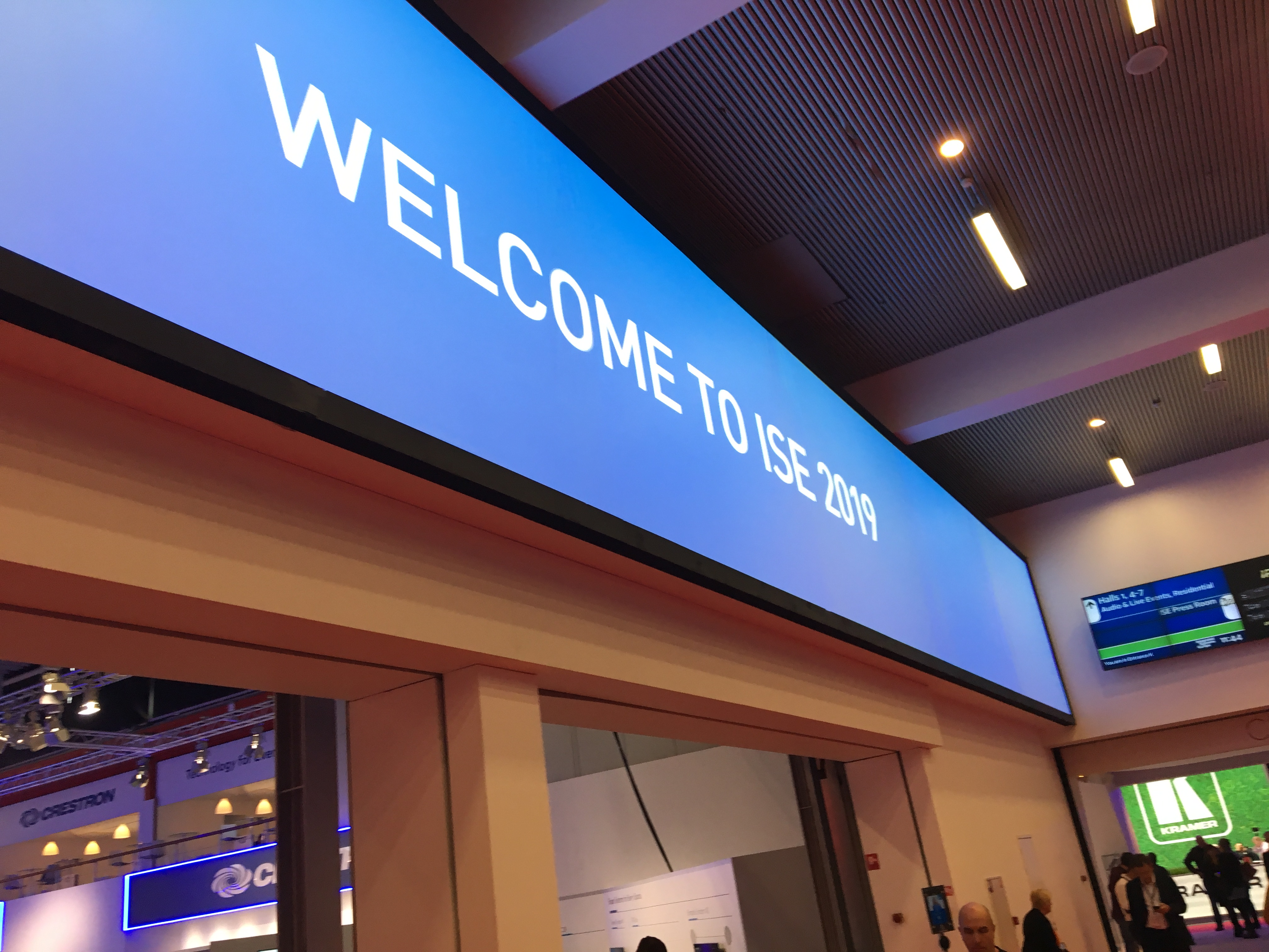 Finepoint Broadcast Reports Highly Successful ISE 2019