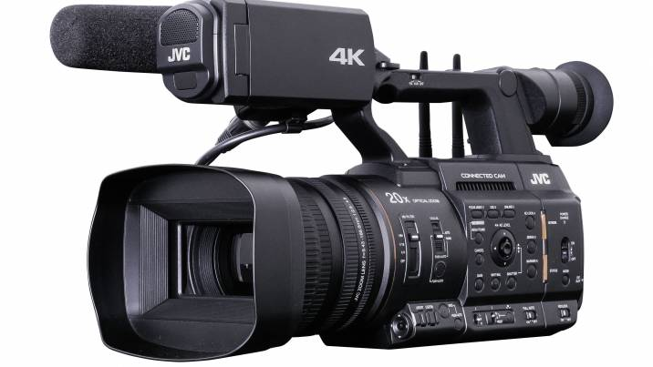 Introducing the new JVC GY-HC500 and GY-HC550 4K cameras