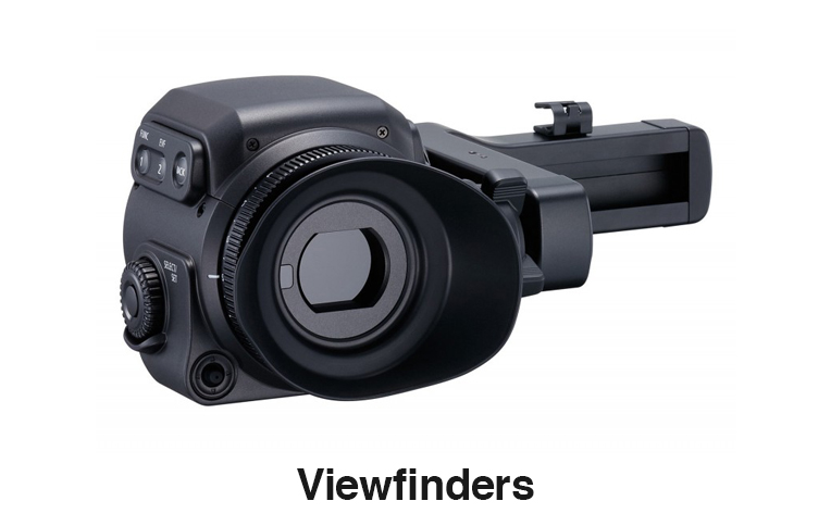 Canon viewfinders