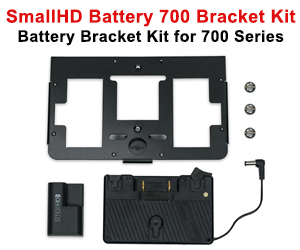 SmallHD Battery 700 Bracket Kit