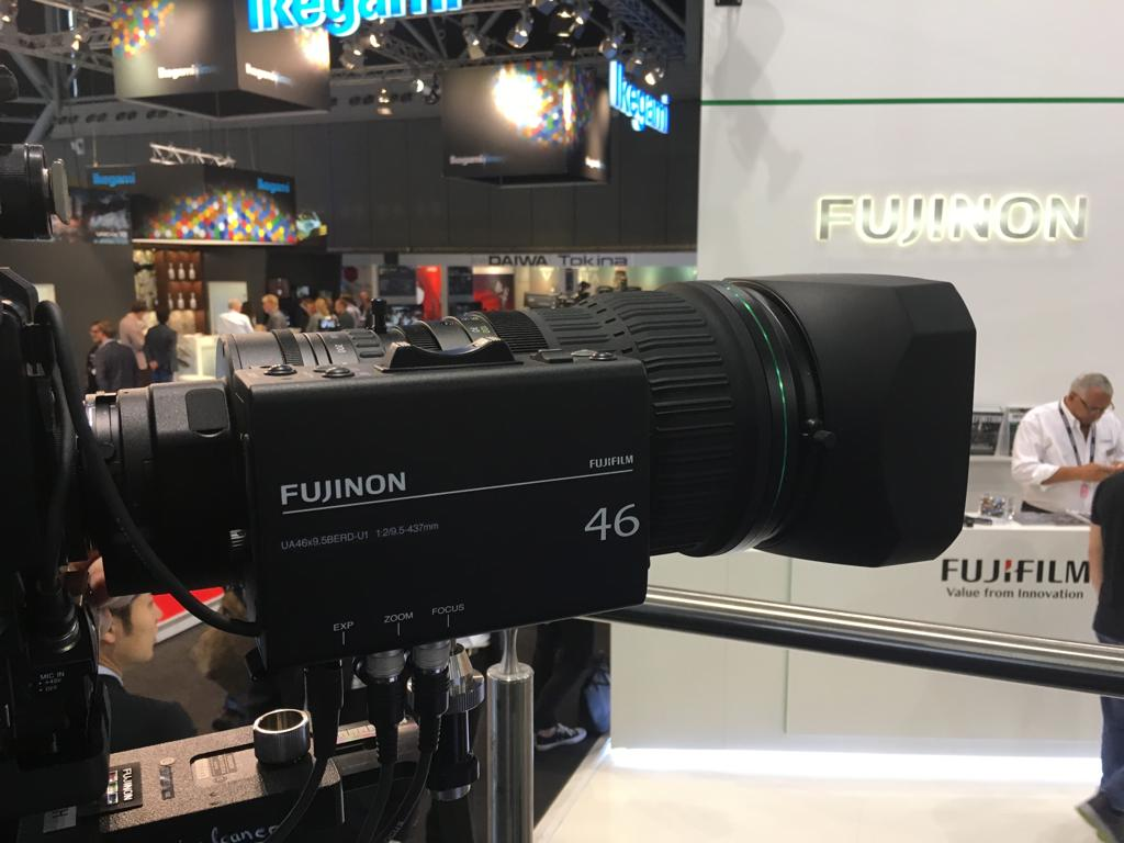 Fujinon 4K HDR zoom series expands with two new lenses