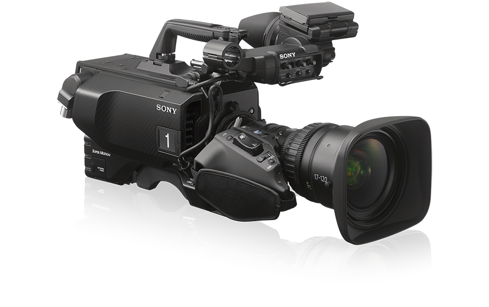 Finepoint invest in Sony HDC-4800 camera channels