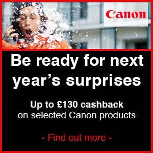 Canon cahsback